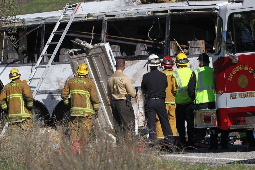 Big Bear bus crash