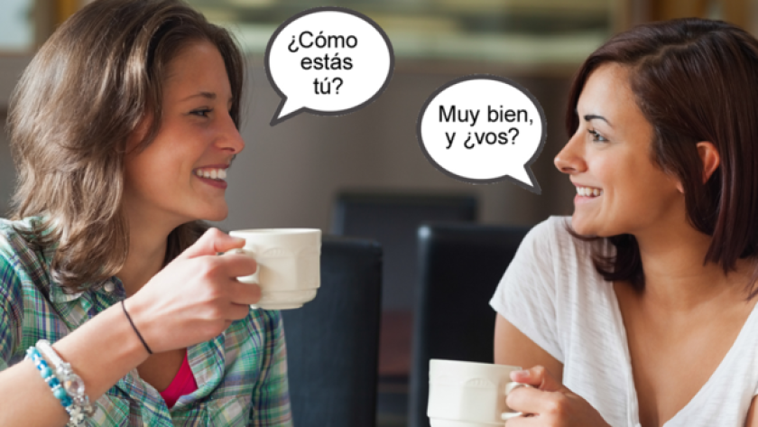 ¿Sabías que el uso del 'vos' se extiende por toda América Latina?