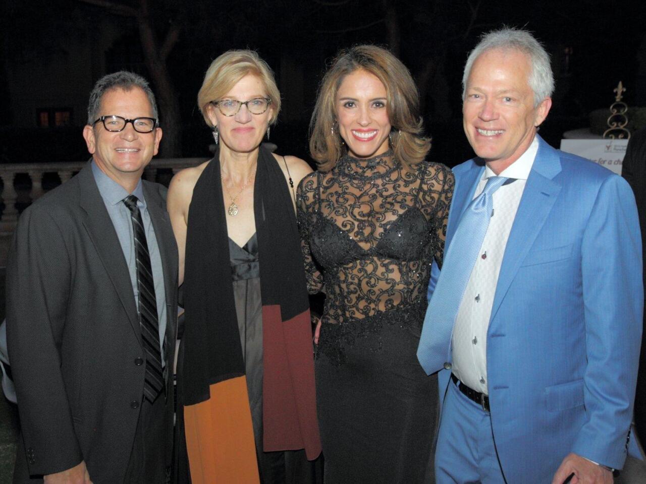 Jim and Karen Brailean, Maru DaVila, Andrew Dumke