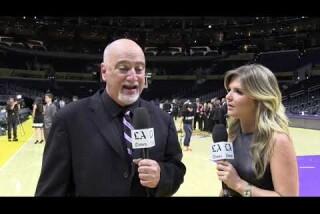 Watch: Bill Plaschke and Lindsey Thiry recap Kobe Bryant's final game