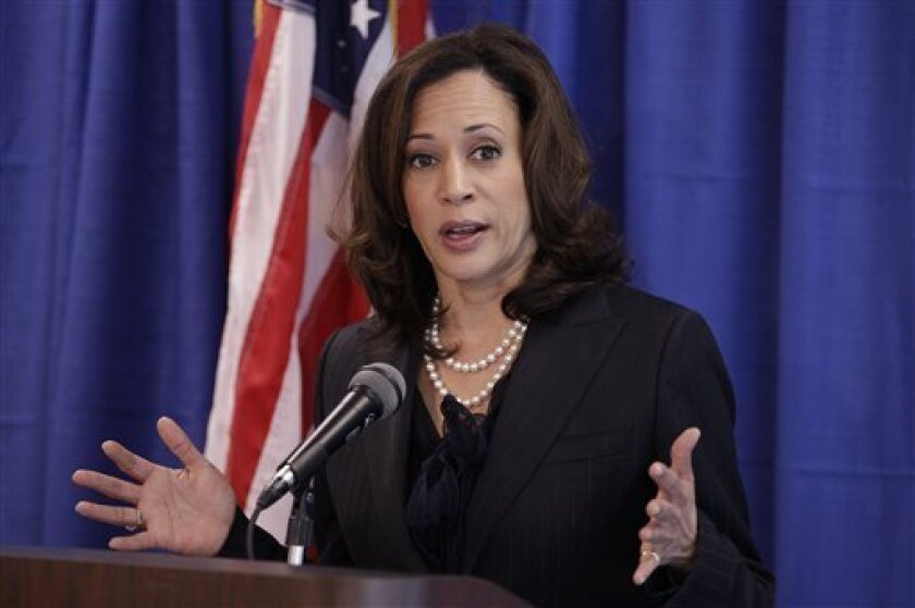 Sen. Kamala Harris is requesting an investigation into conditions at Otay Mesa Detention Center in light of the spreading coronavirus.
