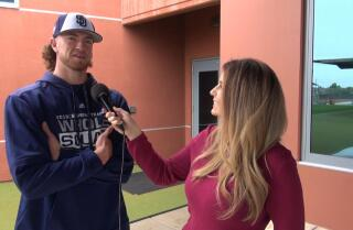 Meet The Padres: Chris Paddack