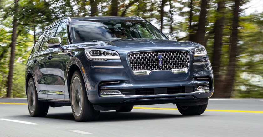 2020 Aviator Grand Touring