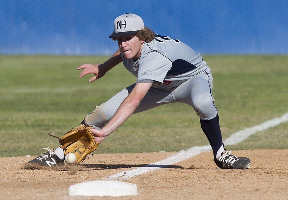 Photo Gallery: Newport Harbor vs. Fountain Valley baseball