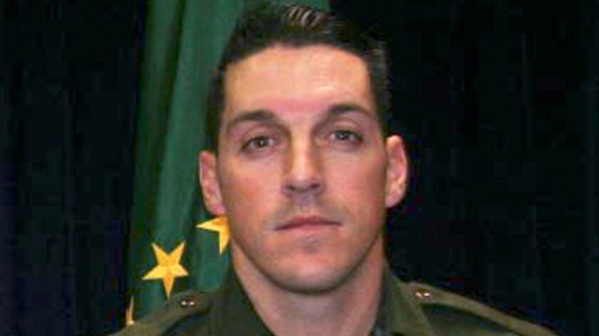 Border Patrol Agent Brian Terry.