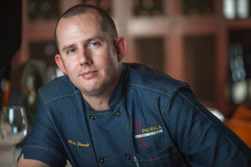"""It's simpler food done really well,"" says Executive Chef Chris Powell."