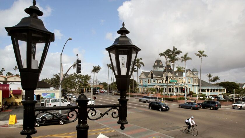 The annual Art in the Village fair is coming to downtown Carlsbad.