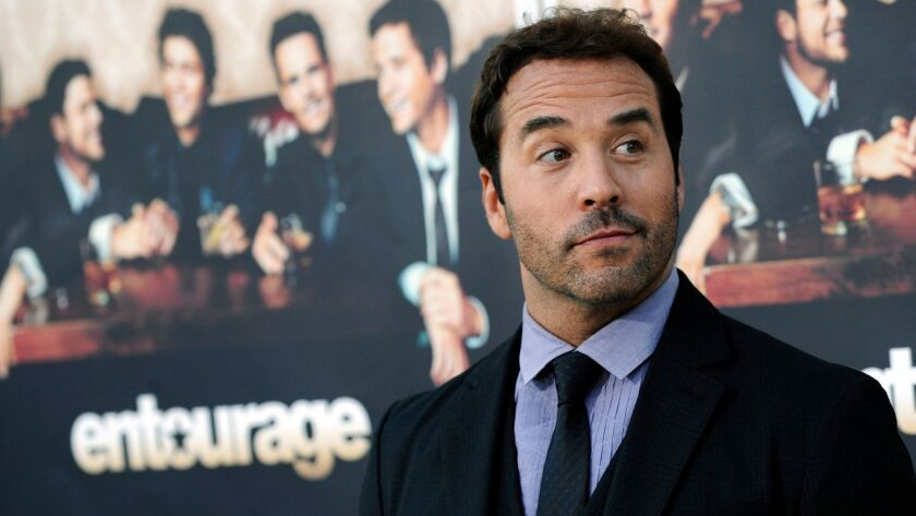 """Entourage"" actor Jeremy Piven has been accused of sexual misconduct by eight women in recent months."