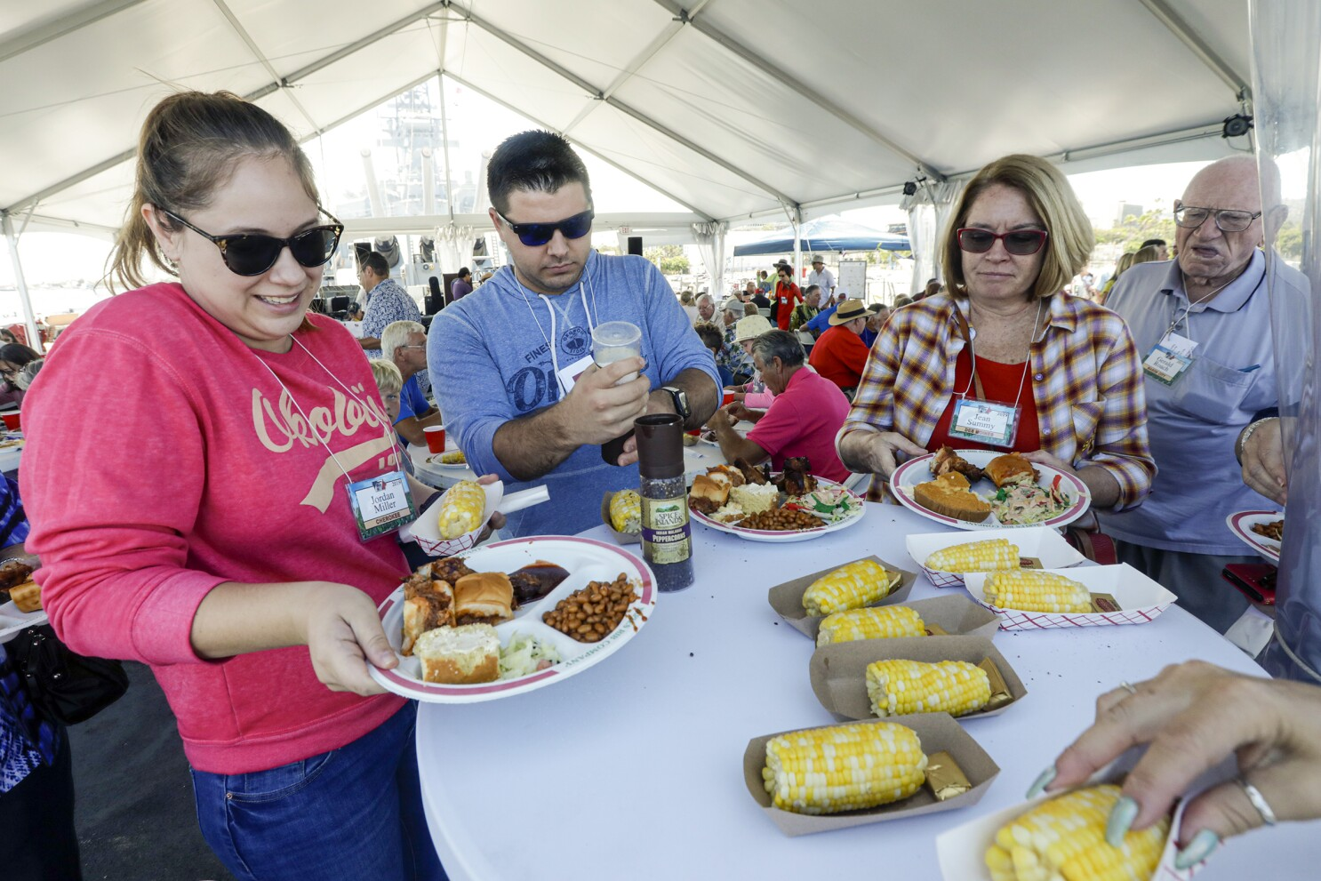 Long Beach's Iowa Picnic once drew 125,000. This year 160 attended but legacy lives on
