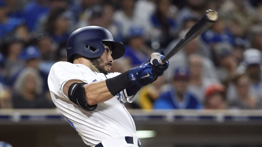 Los Angeles Dodgers v San Diego Padres - Game Two