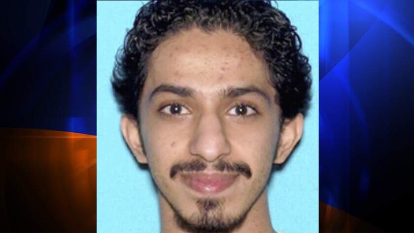 Cal State Northridge student Abdullah Abdullatif Alkadi has been missing since Sept. 18.
