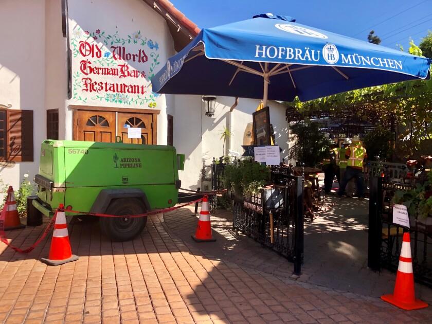 Old World German Restaurant in Huntington Beach