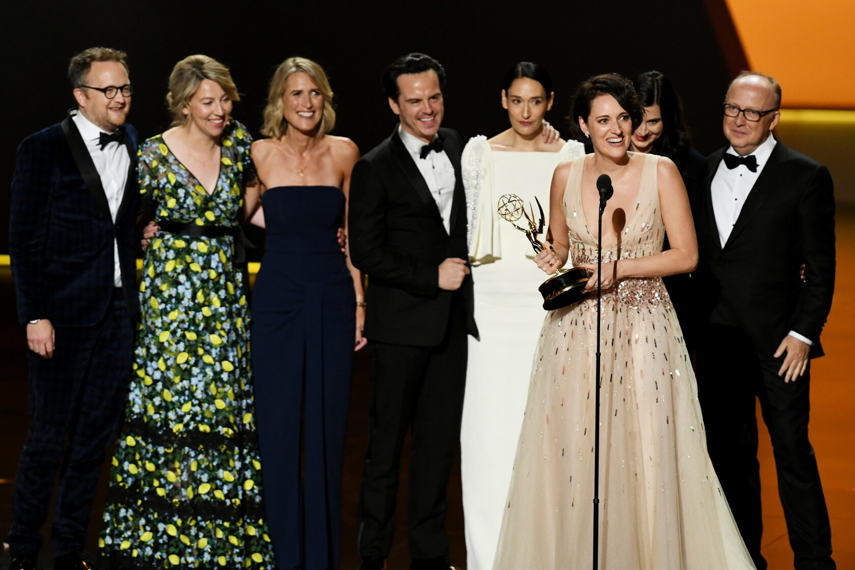 Emmy Nominations 2020 List.Emmys 2019 The Winners List Los Angeles Times