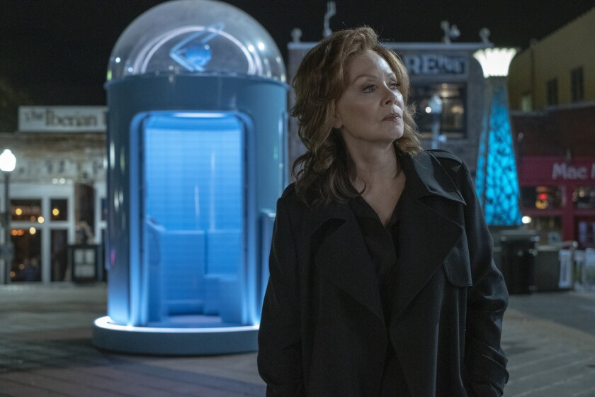 """Jean Smart in HBO's """"Watchmen."""""""