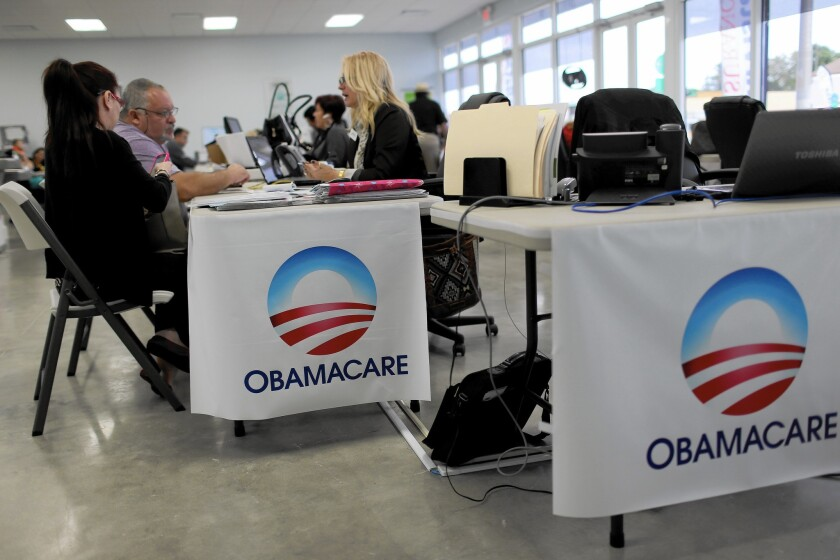 Deadline Approaches To Signup For Health Insurance Under Affordable Care Act