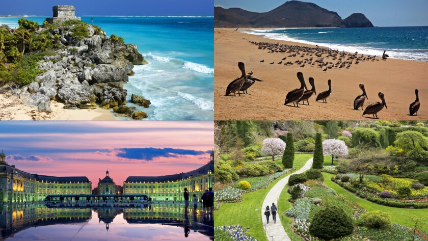 17 places to travel in 2017