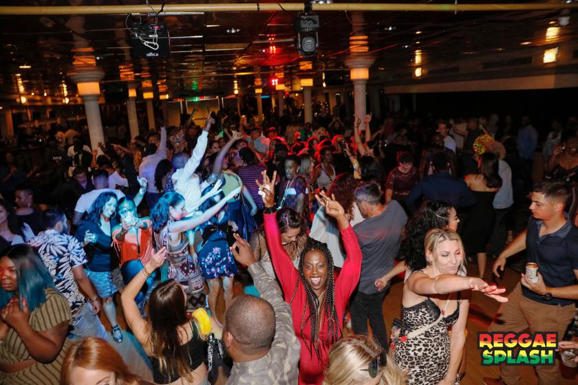 Reggae Splash Boat Party