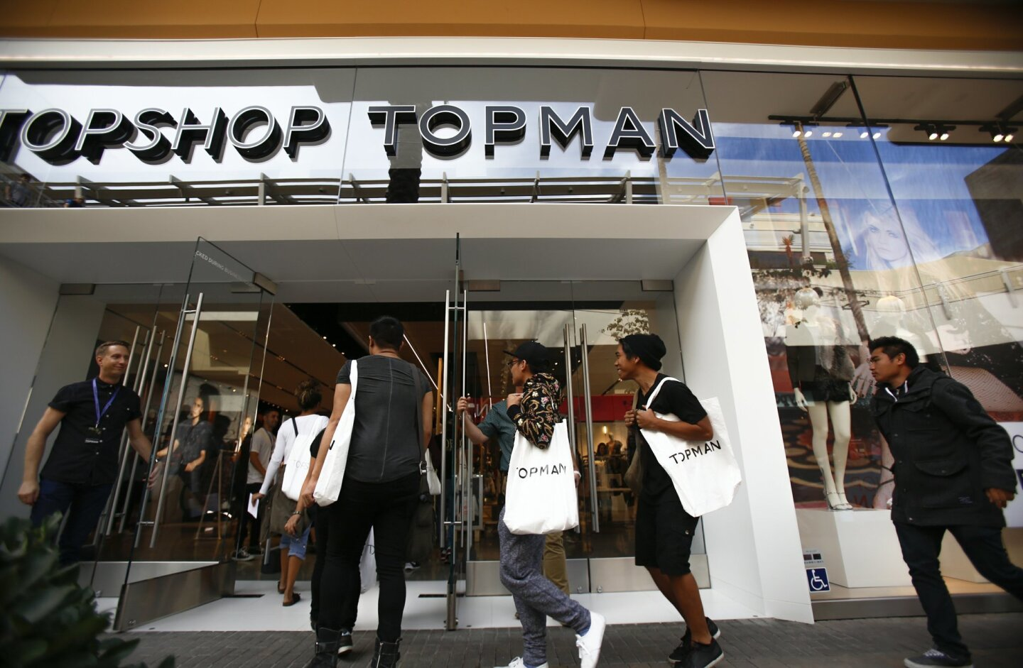 Topshop Fashion Valley