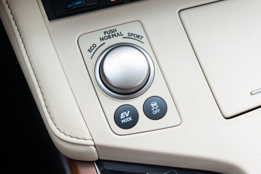 Eco mode controller