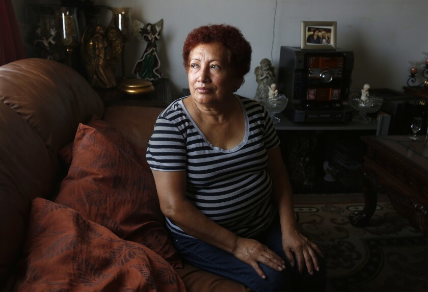 California Department of Insurance detectives arrested the wrong Maria Hernandez in May when they took Maria Elena Hernandez, 62, to jail during a predawn arrest.
