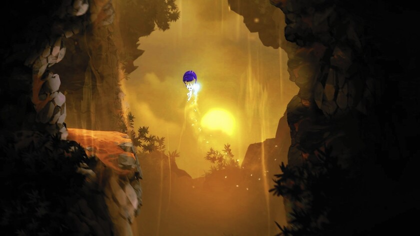 """""""Ori and the Blind Forest"""""""