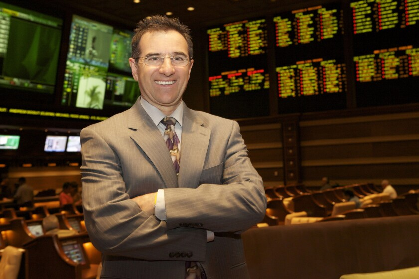 Johnny Avello, the director of race and sports operations at Wynn Las Vegas, handicaps the Academy Awards.