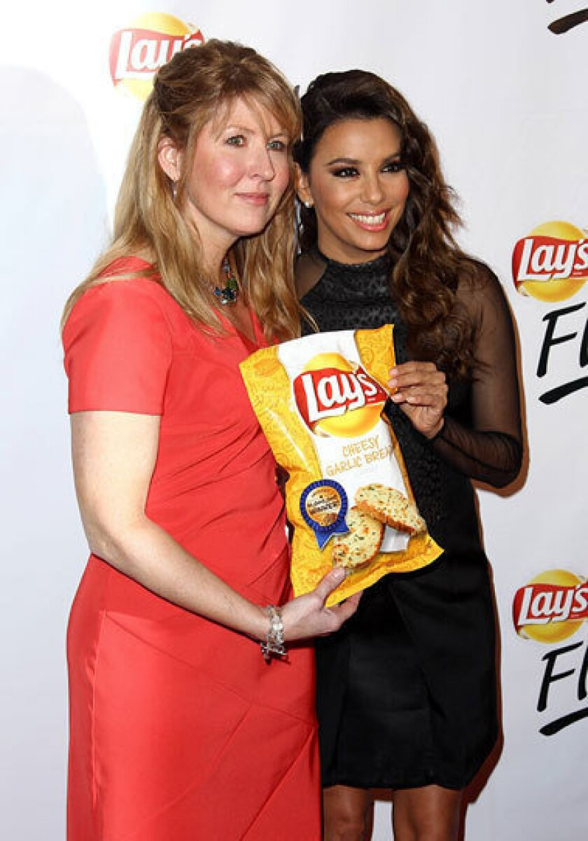 $1-million bag of potato chips: Lay's Cheesy Garlic Bread