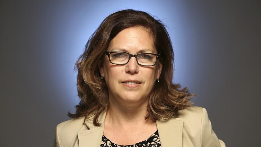 Portrait of Deputy Editorial Page Editor Mariel Garza