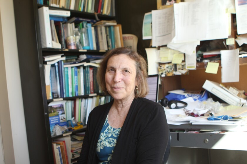 Scripps biological oceanographer Lisa Levin is slated to receive the Prince Albert I Grand Medal for science on Nov. 7 in Monaco.