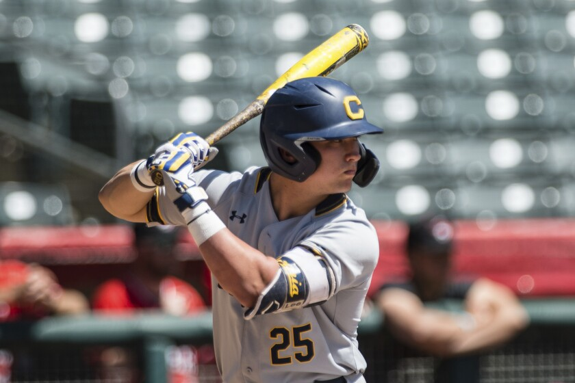 Cal catcher Korey Lee hit .338 with 15 homers and led the Bears with 57 RBIs.