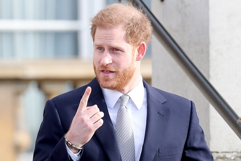 Prince Harry hosts the draws for the Rugby League World Cup 2021