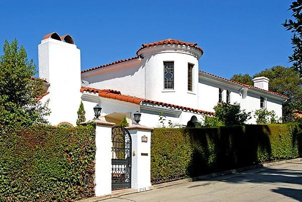 A gated estate owned by Cary Grant and, later, Chad Smith of the Red Hot Chili Peppers is back on the market. It has four bedrooms, four bathrooms and a media room in 6,727 square feet.