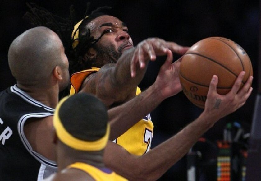DirecTV, with 1.7 million subscribers in Southern California, is getting the Lakers.