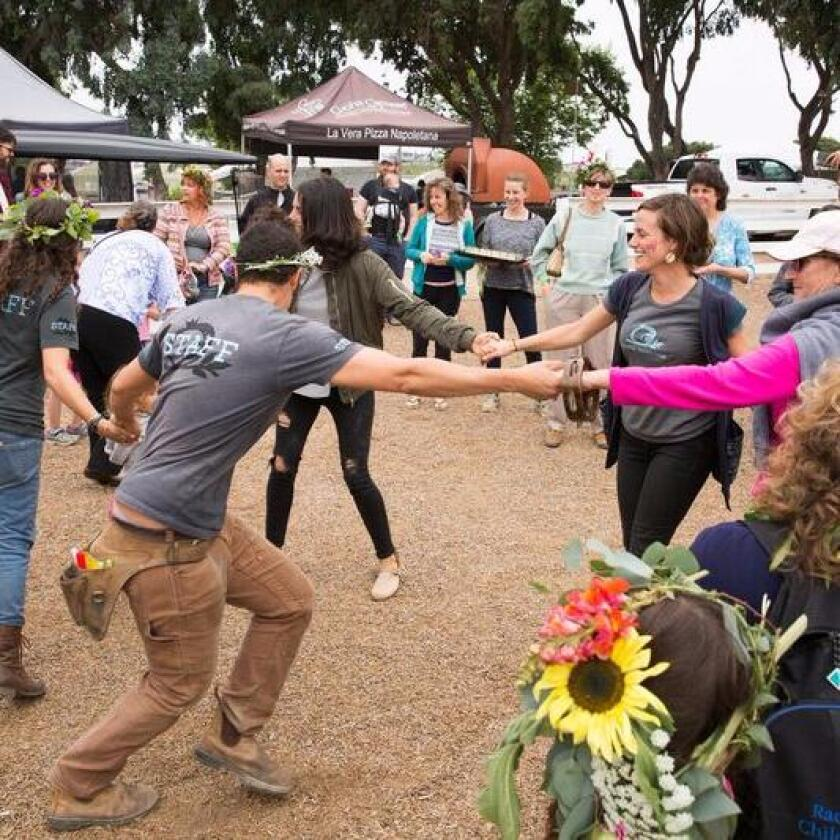 The 7th Annual Sukkot Harvest Festival will take place Oct. 20 at Coastal Roots Farm.