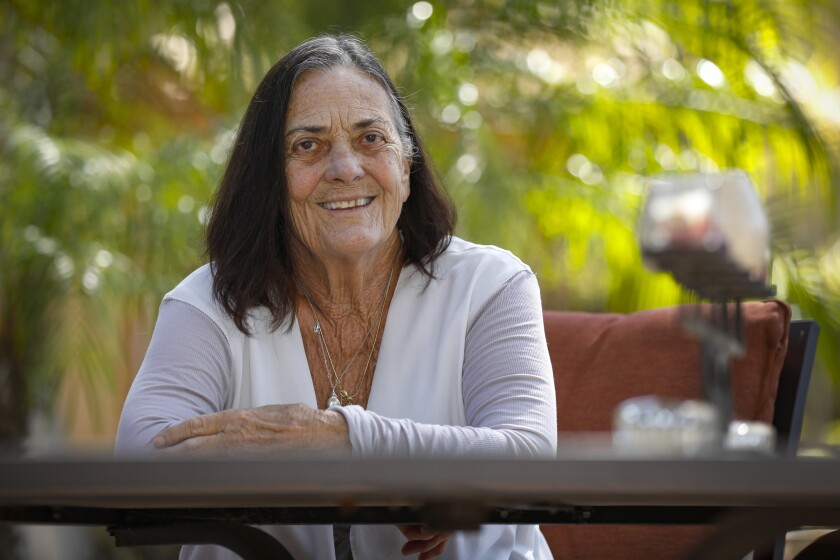 Dancer/choreographer Jean Isaacs, 77, is the former artistic director of San Diego Dance Theater