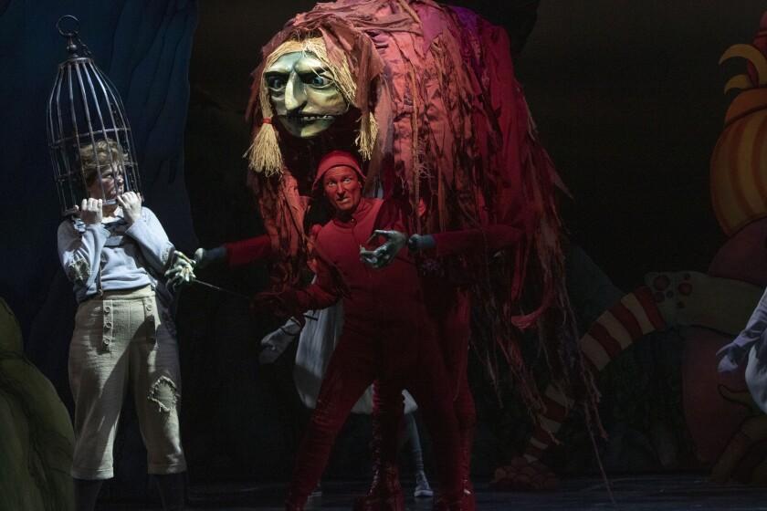 Hansel and Gretel - San Diego Opera