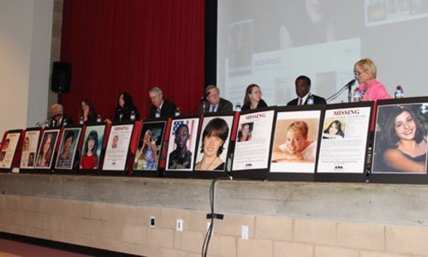 The Help Keep Kids Safe town hall forum was held at Cathedral Catholic High School on Jan. 30.