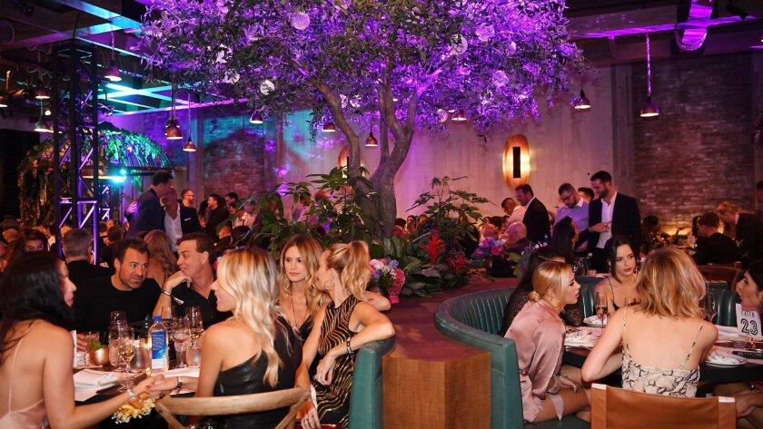 CATCH Las Vegas Opening Weekend Dinner at ARIA Resort & Casino