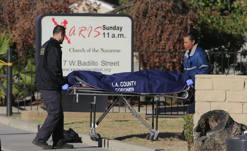 West Covina shootings