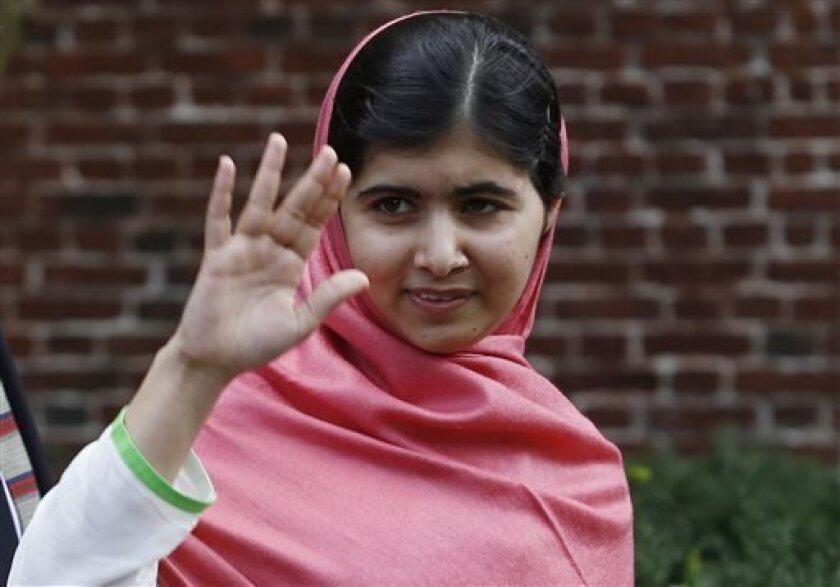 Nobel Peace Prize eludes Malala Yousafzai, spotlight does