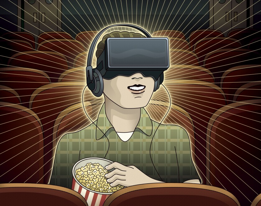 Studios are investing in cutting-edge technology to create a transformative, 360-degree form of viewing film and television.