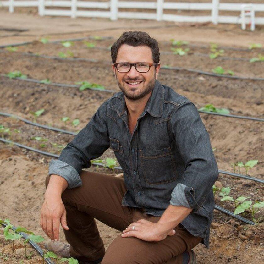 Daron Joffe, also known as Farmer D.