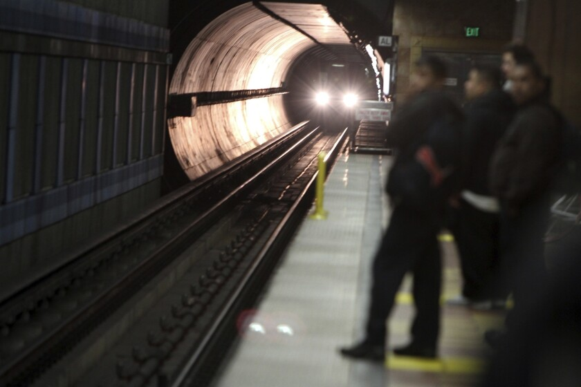 Beverly Hills' subway spat