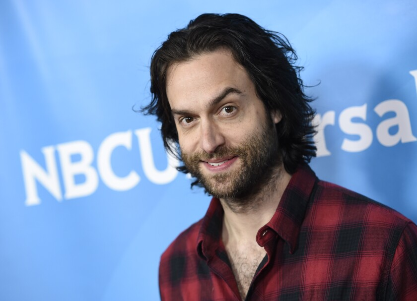 Chris D'Elia, seen here in 2015, has been dropped by his talent representatives at CAA and 3 Arts Entertainment.