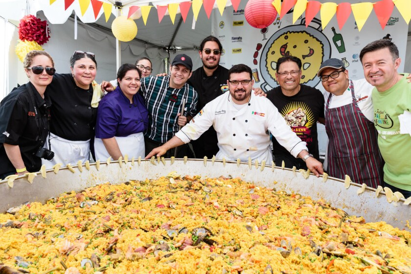 3rd Annual Paella Wine & Beer Festival. (Courtesy photo)