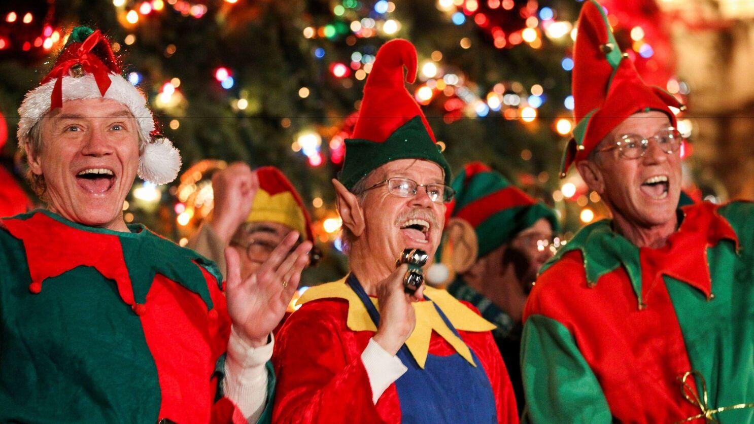 3205feb105f9 Balboa Park hosts 39th annual December Nights - The San Diego Union ...