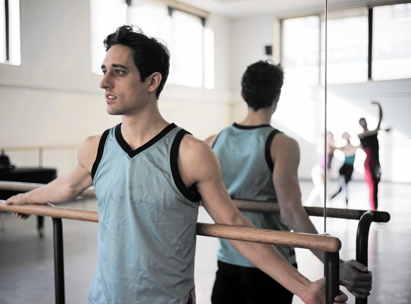 'Ballet 422' review