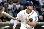 Andy Green, Wil Myers talk about questionable ground rule that robbed home run