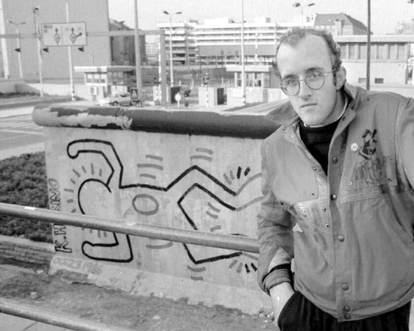 Keith Haring Foundation gives $1-million grant to Whitney Museum