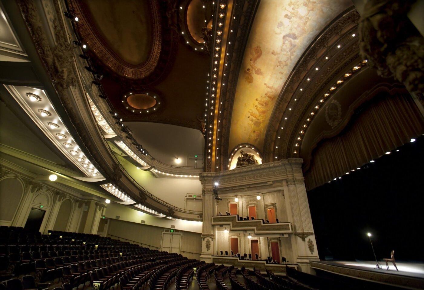 Spreckels Theatre at 100